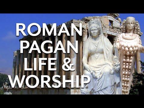 Roman Pagan Life and Worship
