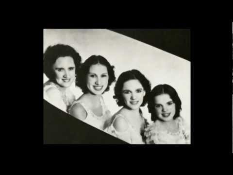 That's the Good Old Sunny South by The Gumm Sisters (with Judy Garland)