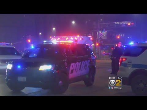 Man Survives Hit By Metra Train