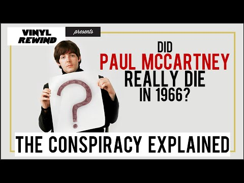 Did Paul McCartney really die in 1966? The history of the conspiracy theory | Vinyl Rewind