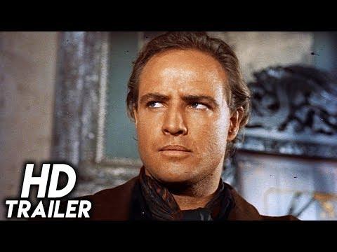 One-Eyed Jacks (1961) ORIGINAL TRAILER [HD 1080p]
