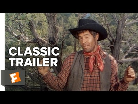 The Naked Spur (1953) Official Trailer - James Stewart, Janet Leigh Movie HD