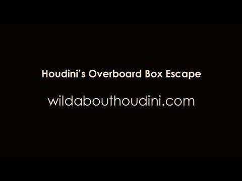 Houdini's overboard box