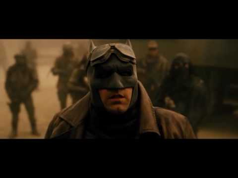 Batman v Superman: Dawn of Justice Ultimate Edition - Nightmare Scene ( injustice )
