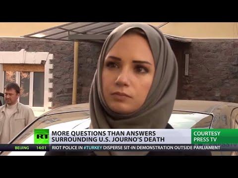 Mystery over US journalist death in Turkey: Accident or Murder?