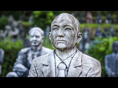 Japans Creepy Hidden Village of Statues