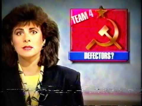 1991 Soviet Coup D'etat Attempt Live Report - August 20 - KOMO-TV4 (Seattle)