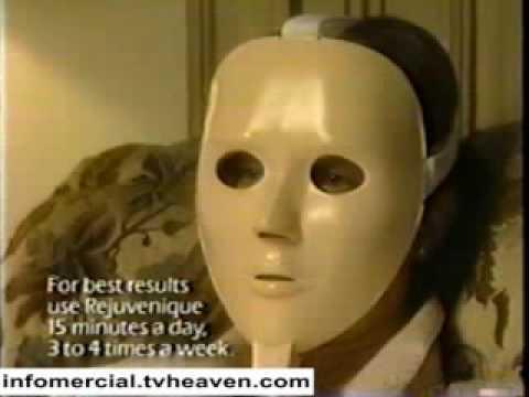 Rejuvenique Electric Facial Mask