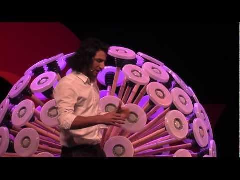The mine kafon: Massoud Hassani at TEDxUtrecht