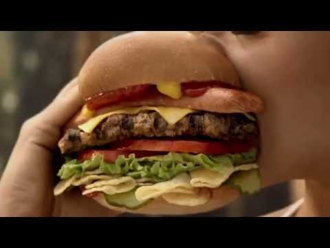 "Carl's Jr. ""The Most American Thickburger"""