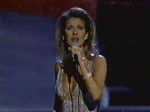 Celine Dion - Because you loved me (live from Oscar 1997)