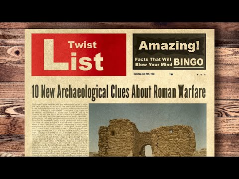 10 New Archaeological Clues About Roman Warfare