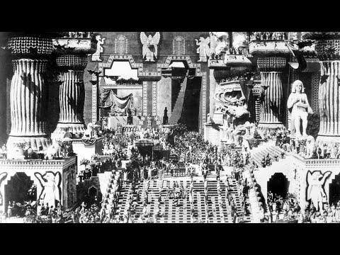 D.W. Griffith: Intolerance (1916)