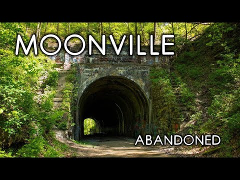RAILROAD RUINS - The Truth about Moonville | Abandoned Ohio