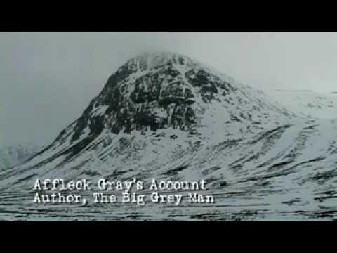 The Big Grey Man of Ben MacDhui