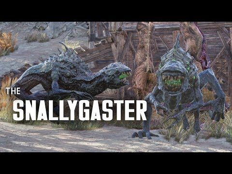 The Origins of The Snallygaster: Demon or Mutant? Or Both? - Fallout 76 Lore