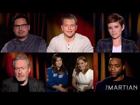 The Martian | NASA Space Q&A Video [HD] | 20th Century FOX