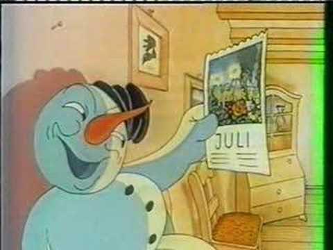 Der Schneemann The Snowman