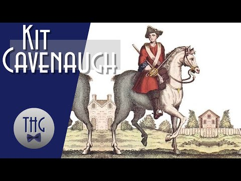 Kit Cavenaugh's secret and search for her husband