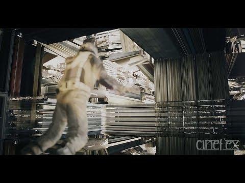 Interstellar - The Watch and Closing Tesseract Full Scene