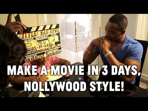 Adventures in Nollywood: How to Make a Film in Three Days