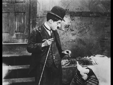 Triple Trouble w/ Charlie Chaplin [FULL] [1080p]