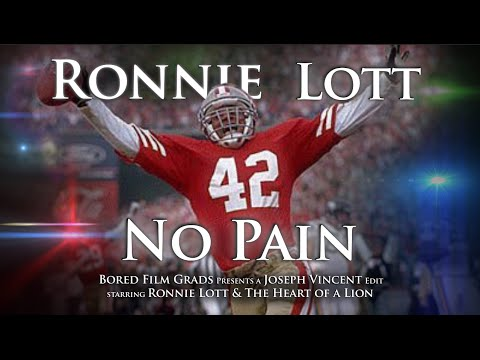 Ronnie Lott - No Pain