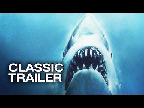 Jaws Official Trailer #1 - Richard Dreyfuss, Steven Spielberg Movie (1975) HD