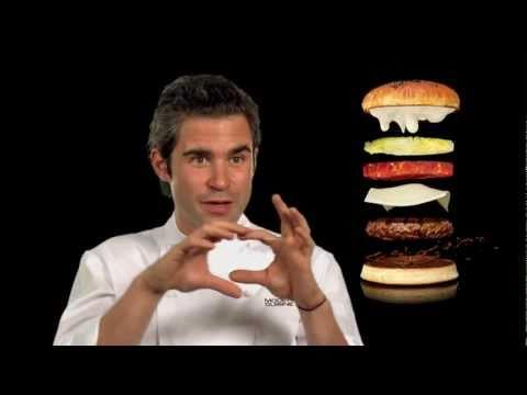 Modernist Cuisine - The Ultimate Hamburger