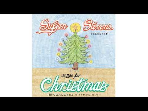 Sufjan Stevens - Get Behind Me, Santa! [OFFICIAL AUDIO]
