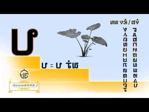 Hmong Pahawh Level 1
