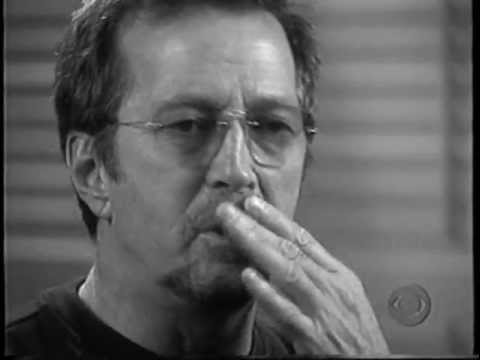 """Eric Clapton Speaks About """"Clapton is God"""" Graphiti"""