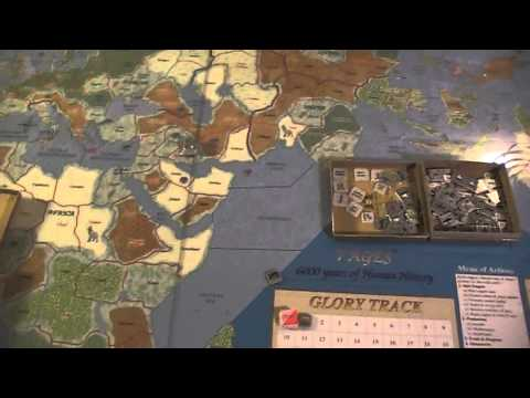 A lonesome Gamer plays 7 Ages pt 1