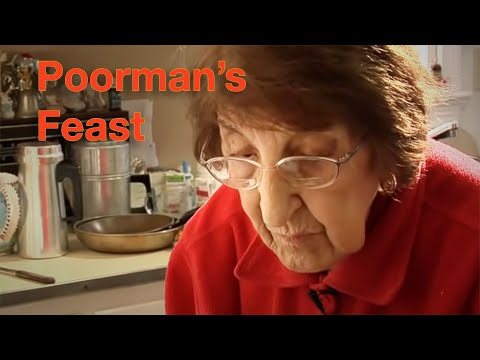 Great Depression Cooking - Poorman's Feast