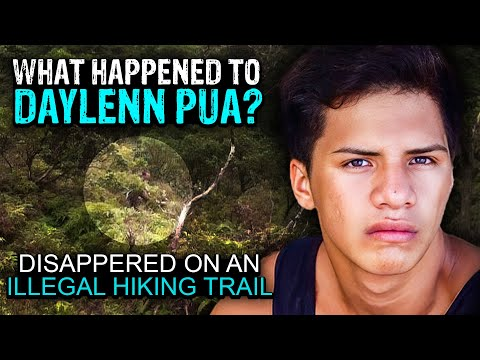 Disappeared While Hiking An Illegal Trail   The Unsolved Case of Daylenn Pua