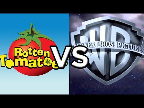 Is Rotten Tomatoes Biased Against Warner Bros/DC Movies?