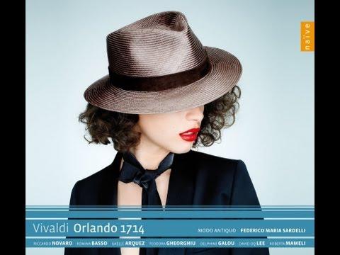 Vivaldi: Orlando 1714 - world premiere recording | conducted by Federico Maria Sardelli