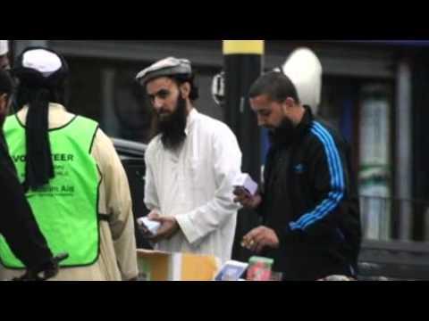 Birmingham trio guilty of terrorist plot