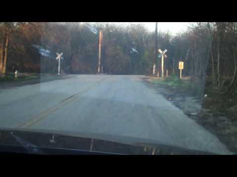 The San Antonio Ghost Tracks