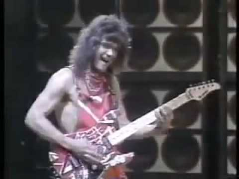 Van Halen - Pretty Woman LIVE (High Quality)