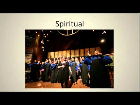 Choral Music Genres