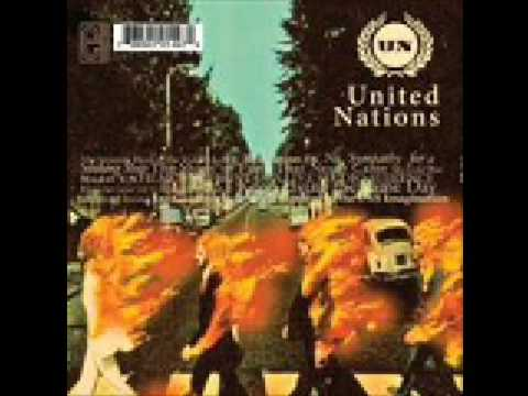 "United Nations song ""Subliminal Testing"" Reversed!"