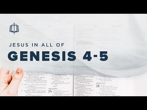 CAIN & ABEL | Bible Study | Jesus In All of Genesis 4-5