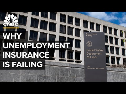 Why The U.S. Unemployment System Is Failing