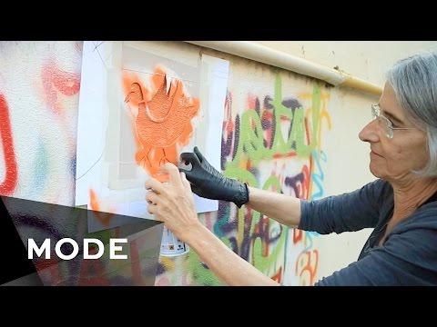 I'm a Graffiti Grandma | My Life ★ Glam.com