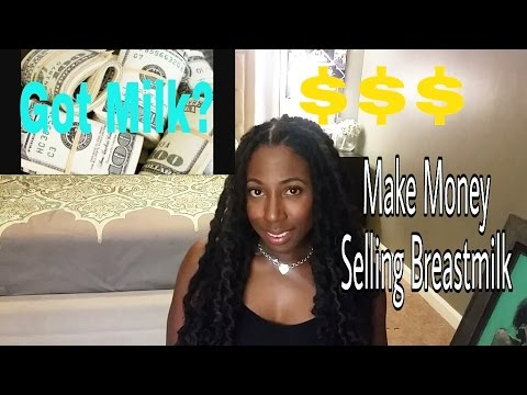 Make Money Selling Breastmilk | He bought My Milk | Milk Money