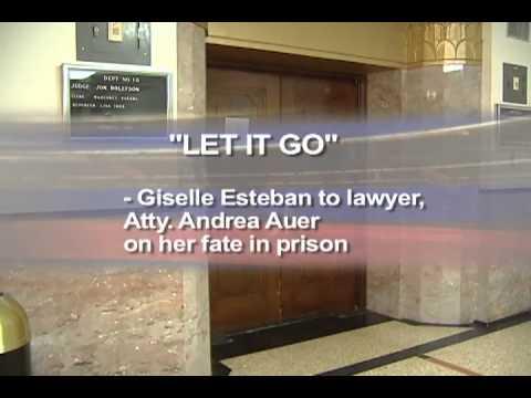 Gisele Esteban Sentencing