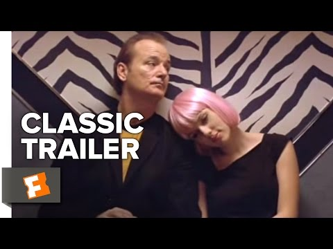 Lost in Translation Official Trailer #1 - Bill Murray Movie (2003) HD
