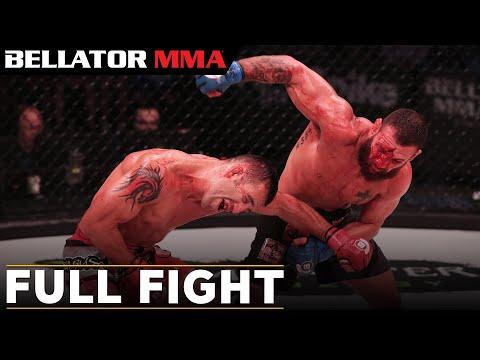 Full Fight | Derek Campos vs. Brandon Girtz 3 - Bellator 181