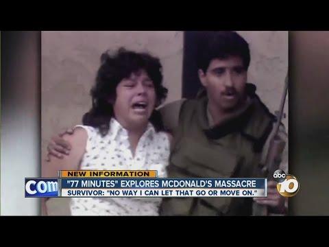 """""""77 Minutes"""" explores McDonald's massacre"""